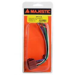 New Majestic - MJ) SPI-91BL-ADATT. ISO X AUTO