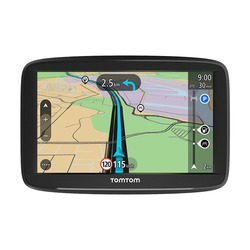 "TomTom - START 62, Multi, Interno, Tutta Europa, 15,2 cm (6""), 800 x 480 Pixel, Flash"