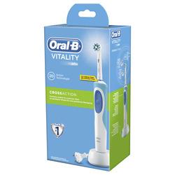 ORAL-B - Oral-B Power Spazzolino Elettrico Vitality White & Clean