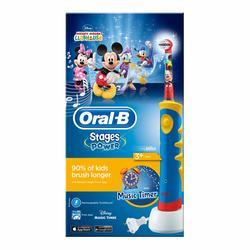 ORAL-B - Oral-B Power Stages Spazzolino Elettrico Power 950 Kids +3 Anni