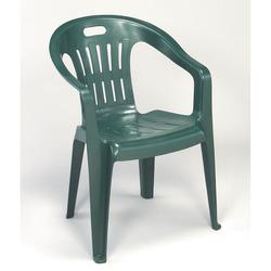 IPAE-PROGARDEN - Sedia Monoblocco Verde 55x56x78