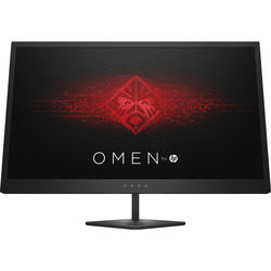 "HP - Omen, 62,2 cm (24.5""), 1920 x 1080 Pixel, Full HD, LED, 1 ms, Nero"