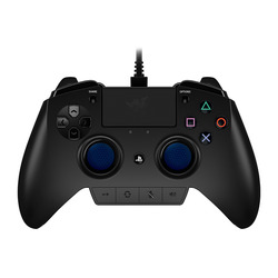 Razer - Raiju, Gamepad, PC, PlayStation 4, Analogico/Digitale, Casa, Menu, Potenza, Con cavo e senza cavo, Bluetooth/USB