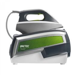 Imetec - Intellivapor Expert 2500, 2000 W, 0,5 L, Acciaio inossidabile, Blu, Grigio, Bianco, 220-240 V, 50 Hz