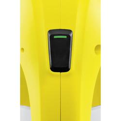 WV 1 Plus, Nero, Giallo, Plastica, 0,1 L, 25 cm, 52 dB, 55 m²