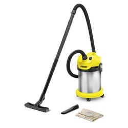 Kärcher - MV 2 Premium, 1200 W, 1000 W, 220 - 240, Aspiratore senza sacchetto, Sacchetto per la polvere, 20 L