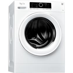 Whirlpool - FSCR70210, Libera installazione, Caricamento frontale, Bianco, Manopola, Sinistra, LCD