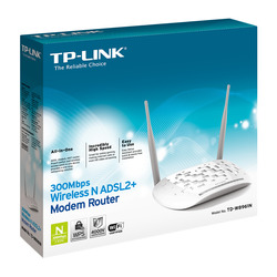 TP-LINK - MODEM ROUTER WLESS TD-W8961N
