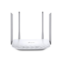 TP-LINK - Archer C50, Dual-band (2.4 GHz/5 GHz), IEEE 802.11ac, 867 Mbit/s, IEEE 802.11a,IEEE 802.11ac,IEEE 802.11b,IEEE 802.11g,IEEE 802.11n, 867 Mbit/s, 300 Mbit/s