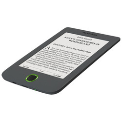 "Pocketbook - PB614B2G, 15,2 cm (6""), E Ink Pearl, 800 x 600 Pixel, CHM,DjVu,DOC,DOCX,ePub,FB2,HTM,HTML,MOBI,PDF,PRC,RTF,TCR,TXT, BMP,JPG,PNG,TIF, 4 GB"