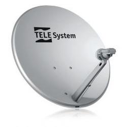 TELE System - PE60, 10,75 - 12,75 GHz, 36,1 dBi, 60 cm, 644 mm, 574 mm, Grigio