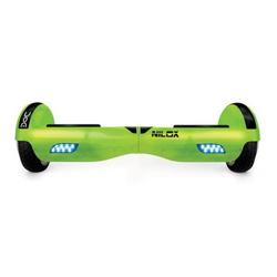 Nilox - 30NXBK65D2N06, 10 km/h, 20 km, 15°, Motore brushless, Nero, Verde, 100 kg