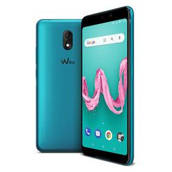 "Wiko - Lenny 5, 14,5 cm (5.7""), 16 GB, 8 MP, Android, Oreo (Go Edition), Turchese"