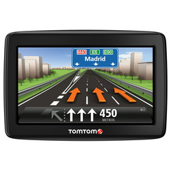 "TomTom - Start 25 Mappa Europa 45 Paesi, Multi, Interno, Tutta Europa, 12,7 cm (5""), 480 x 272 Pixel, LCD"