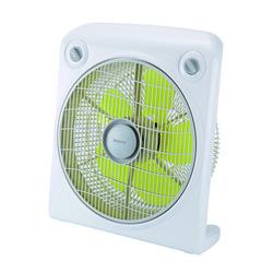 Selecline - RTY-30, Ventilatore domestico con pale, Bianco, Giallo, Pavimento, Tavolo, 35 W, AC, 3 cm