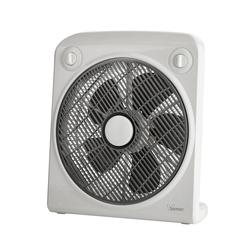 Bimar - VBOX38T, Ventilatore domestico con pale, Nero, Bianco, Pavimento, Plastica, 14,4 m³/h, 2 h