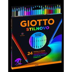 GIOTTO - Pastelli Giotto Stilnovo da 24