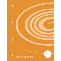 FABER-CASTELL - Blocco spirale Auchan 120 fogli 4 mm.
