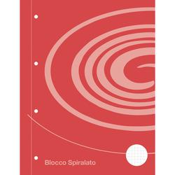 FABER-CASTELL - Blocco spirale Auchan 120 fogli 5 mm.