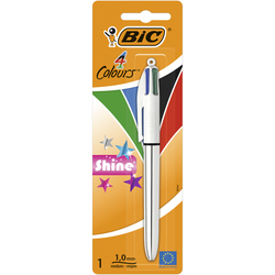BIC - Bic 4 Colours shine medium 1,0 mm