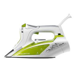 Rowenta - Ferro da Stiro a Vapore, 2600 Watt Colore Bianco / Verde DW9210