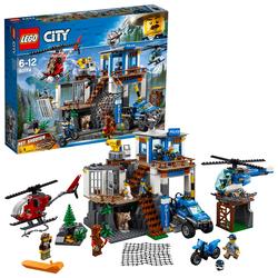LEGO - Quartier Generale Della Polizia Di Montagna