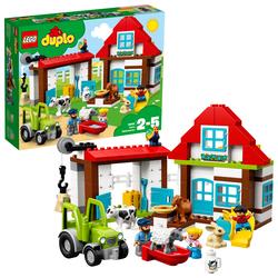 LEGO - Visitiamo La Fattoria