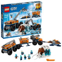 LEGO - Base Mobile Di Esplorazione Artica