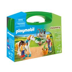 PLAYMOBIL - Valigetta Grande Maneggio
