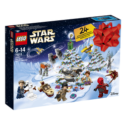 LEGO - 75213 - Calendario Dell'Avvento Lego® Star Wars™