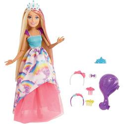 MATTEL - Barbie - Principessa Grande Dreamtopia