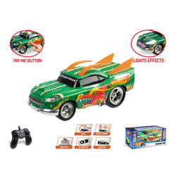 MONDO - Hot Wheels - Dragon 1:16 Radiocomandata