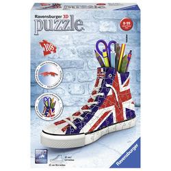 RAVENSBURGER - Sneaker Union Jack - Puzzle 3D Portapenne