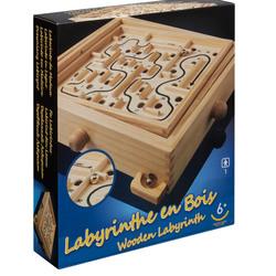 INTERNATIONAL - Gioco Labirinto In Legno