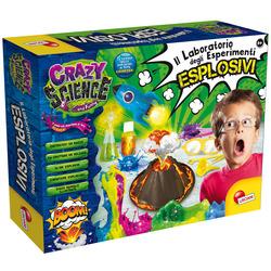 LISCIANI - Crazy Science Il Laboratorio Degli Esperimenti Esplosivi