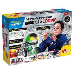 LISCIANI - Scienza Hi Tech Laboratorio Di Ingegneria Robotica E Coding