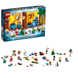 LEGO - 60201 - Calendario Dell'Avvento Lego® City