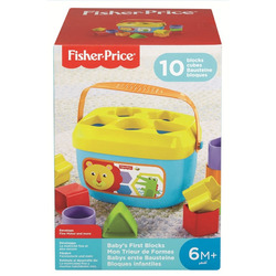 MATTEL - Fisher-Price - Blocchi (Assortito)