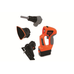 SMOBY - Black+Decker Trapano 3 In 1
