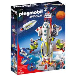 PLAYMOBIL - Razzo Spaziale Con Rampa Di Lancio