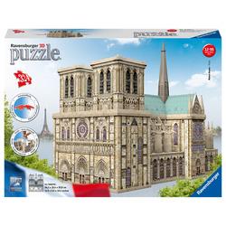 RAVENSBURGER - Notre Dame - Puzzle 3D Building Maxi