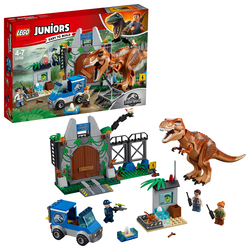 LEGO - 10758 - L'Evasione Del T. Rex