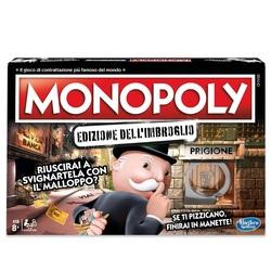 HASBRO - Monopoly Edizione dell'Imbroglio