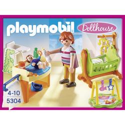 PLAYMOBIL - Cameretta Con Fasciatoio