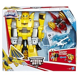 HASBRO - Transformers Rescue Bots - Knight Watch Bumblebee