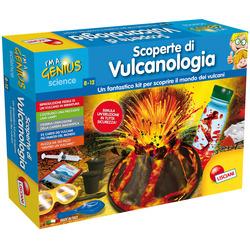 LISCIANI - I'm a Genius Laboratorio Di Vulcanologia