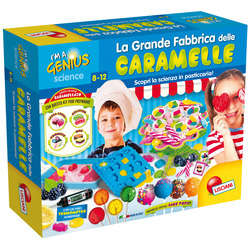 LISCIANI - I'm a Genius La Fabbrica Delle Caramelle