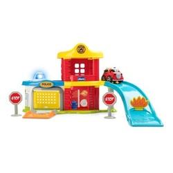 CHICCO - Playset garage dei pompieri