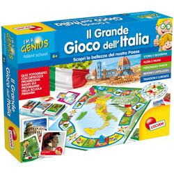 LISCIANI - I'm a Genius Il Grande Gioco Dell'Italia