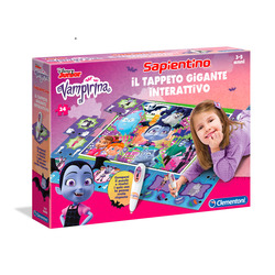 CLEMENTONI - Tappeto Gigante Interattivo Vampirina